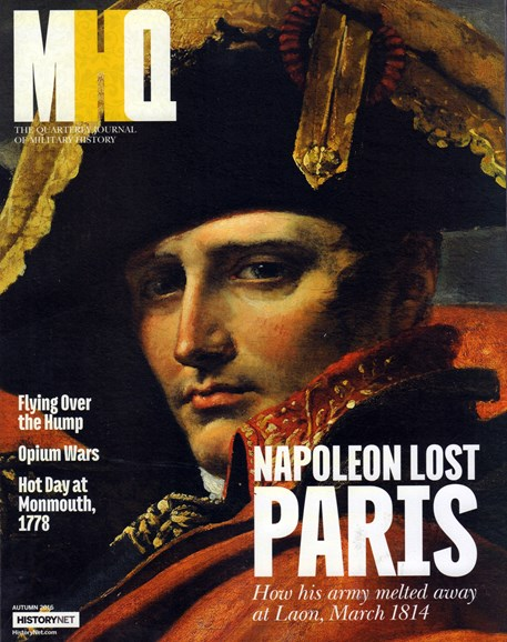 MHQ: Military History Quarterly Cover - 9/1/2016
