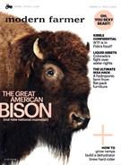 Modern Farmer Magazine 9/1/2016