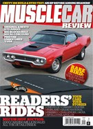 Muscle Car Review Magazine 9/1/2016