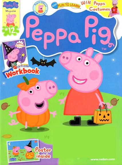 Peppa Pig Cover - 9/1/2016