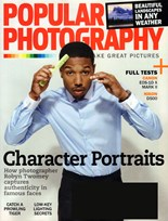 Popular Photography | 9/2016 Cover