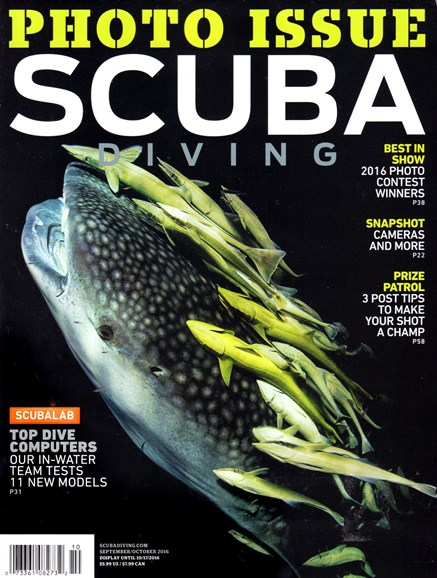 Scuba Diving Cover - 9/1/2016
