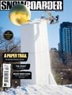 Snowboarder Magazine | 9/1/2016 Cover