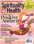 Spirituality and Health Magazine 9/1/2016