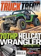 Truck Trend Magazine 9/1/2016