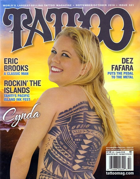 Tattoo Cover - 9/1/2016
