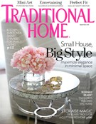 Traditional Home Magazine 9/1/2016