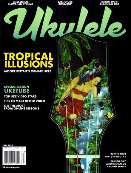 Ukulele Cover - 9/1/2016