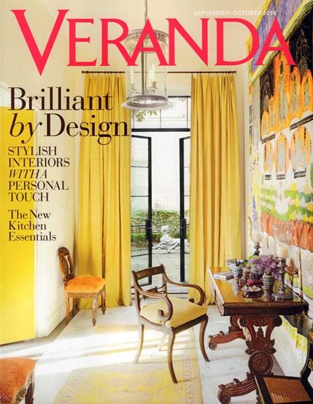 Veranda Cover - 9/1/2016