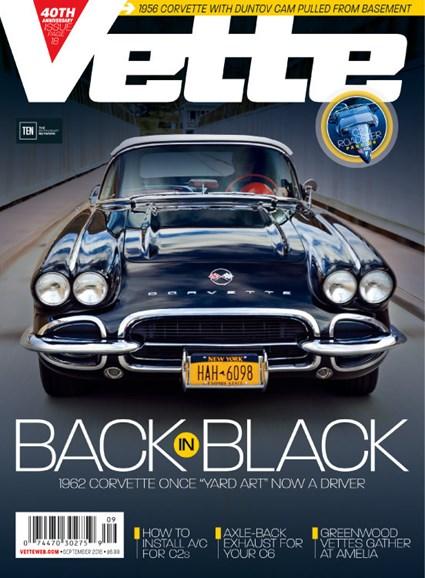 Vette Cover - 9/1/2016