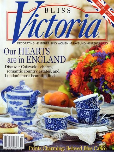 Victoria Cover - 9/1/2016