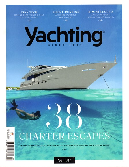 Yachting Cover - 9/1/2016