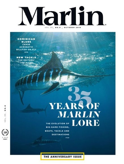 Marlin Cover - 10/1/2016