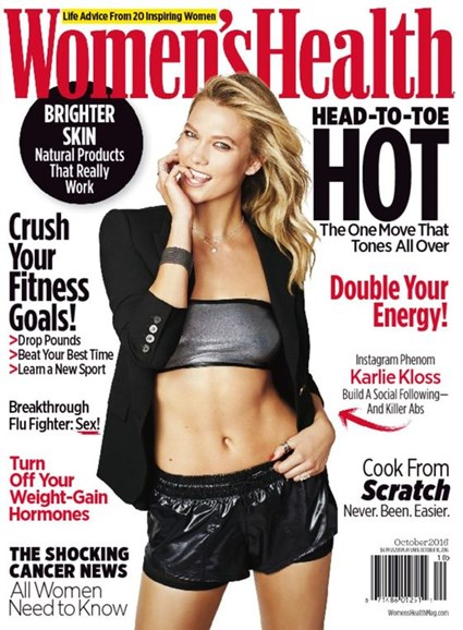 Women's Health Cover - 10/1/2016