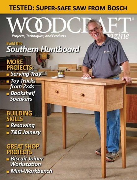 Woodcraft Cover - 10/1/2016