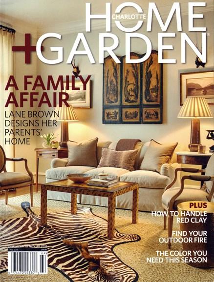 Charlotte Home & Garden Cover - 9/1/2016