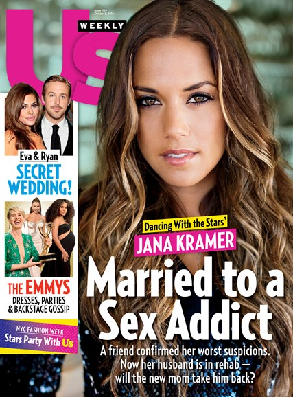 Us Weekly Cover - 10/3/2016