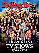 Rolling Stone Magazine 10/6/2016