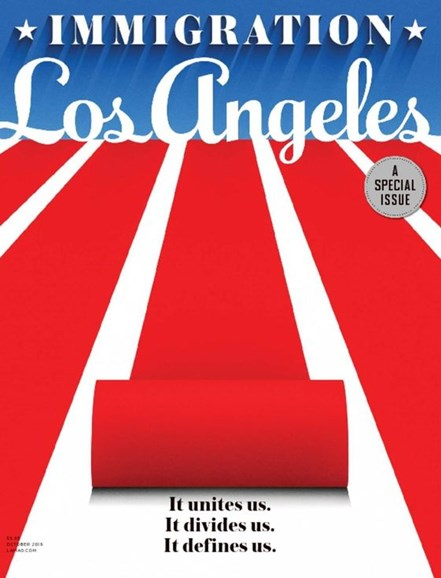 Los Angeles Cover - 10/1/2016