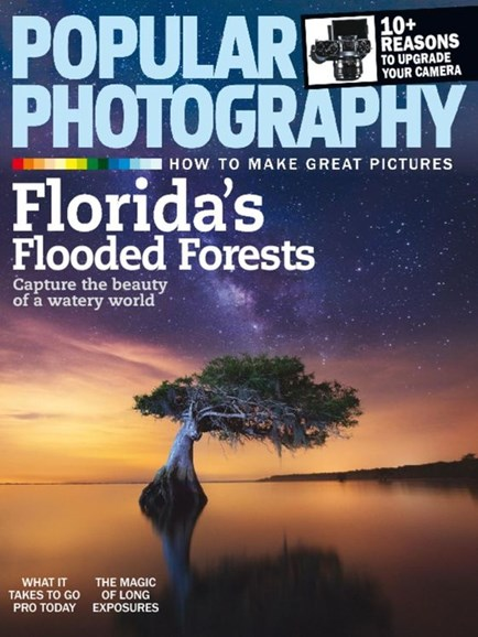 Popular Photography Cover - 10/1/2016