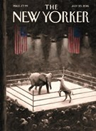 The New Yorker 7/25/2016