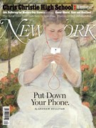 New York Magazine 9/19/2016
