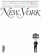 New York Magazine 12/28/2015