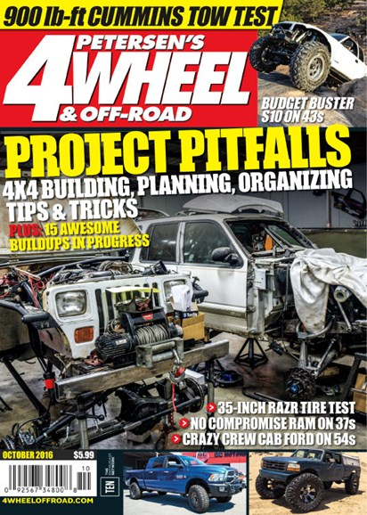 4 Wheel & Off-Road Cover - 10/1/2016