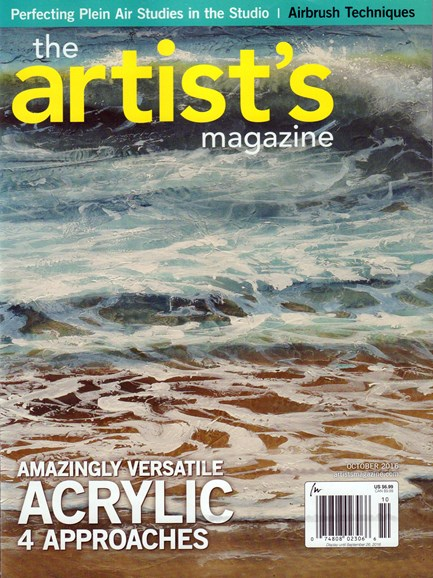 Artists Cover - 10/1/2016
