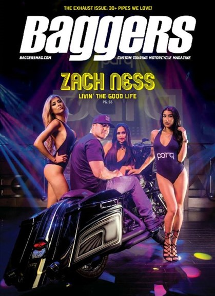 Baggers Cover - 10/1/2016