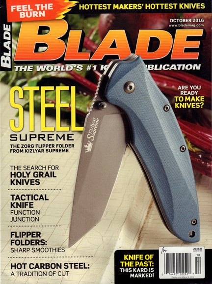 Blade Cover - 10/1/2016