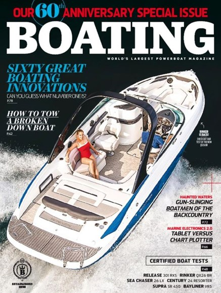 Boating Cover - 10/1/2016