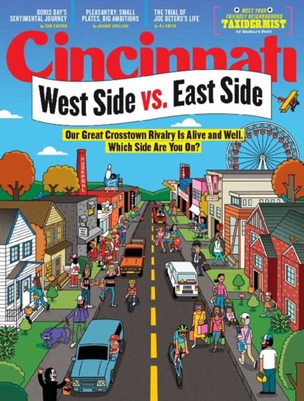 Cincinnati Cover - 10/1/2016