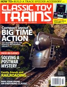 Classic Toy Trains Magazine 10/1/2016
