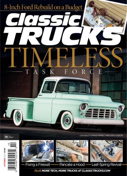 Classic Trucks Cover - 10/1/2016