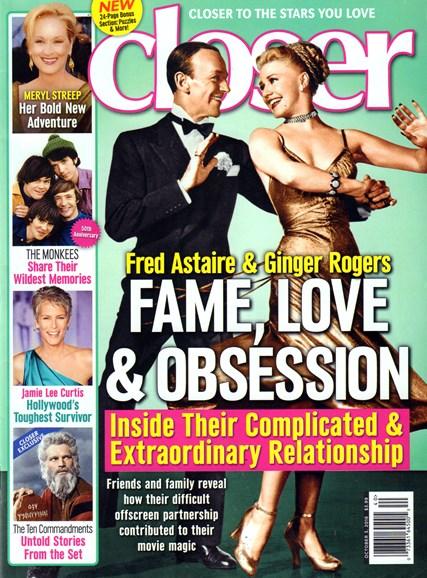 Closer Cover - 10/3/2016