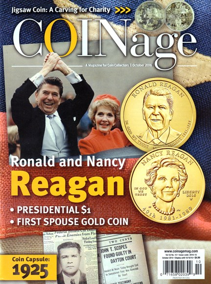 Coinage Cover - 10/1/2016