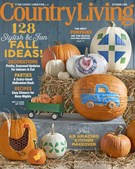 Country Living Magazine 10/1/2016