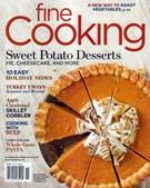 Fine Cooking Magazine 10/1/2016