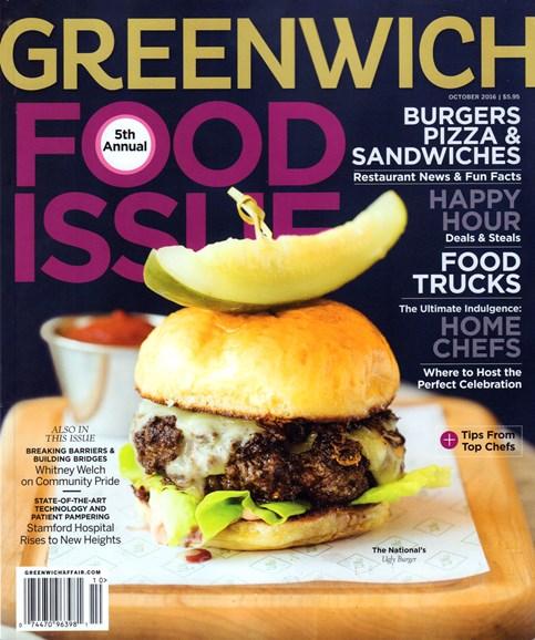 Greenwich Cover - 10/1/2016