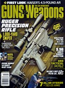 Guns & Weapons For Law Enforcement Magazine 10/1/2016