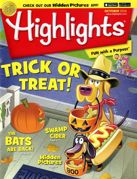 Highlights Cover - 10/1/2016