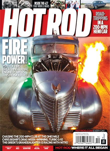 Hot Rod Cover - 10/1/2016