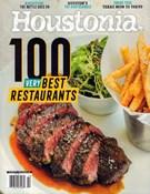 Houstonia Magazine 10/1/2016