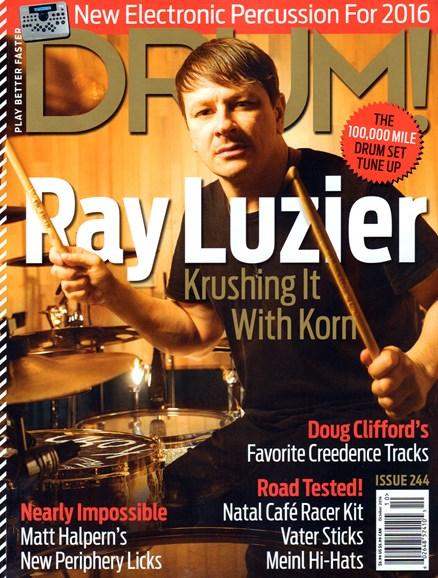 Drum! Cover - 10/1/2016