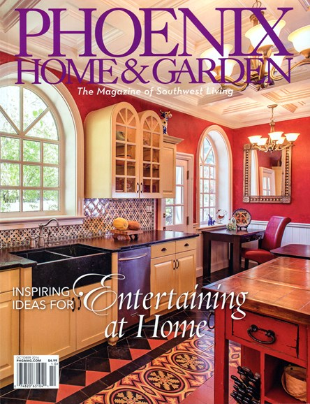 Phoenix Home & Garden Cover - 10/1/2016