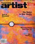 Professional Artist Magazine 10/1/2016