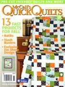 Quick Quilts Magazine 10/1/2016