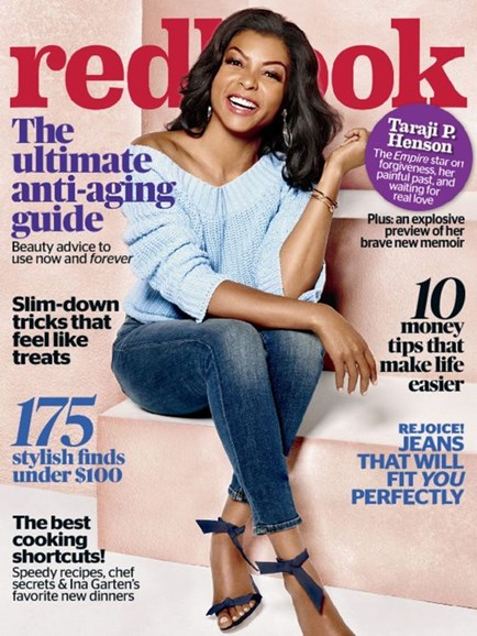 Redbook Cover - 10/1/2016