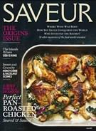 Saveur Magazine 10/1/2016